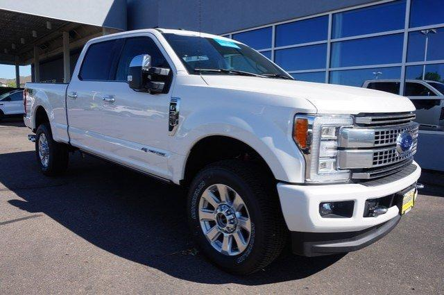 Ford Super Duty F-350 SRW Platinum 2017