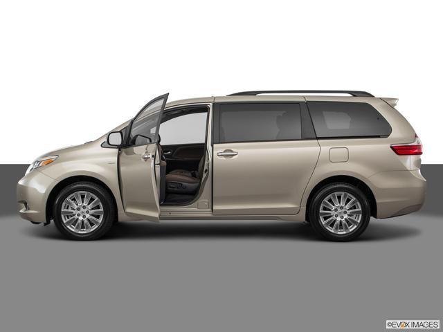 Toyota Sienna LTD PREM 2017
