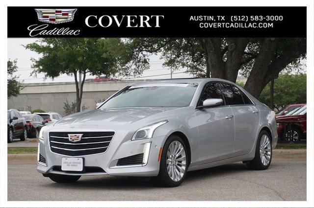 Cadillac CTS Sedan Performance Collection RWD 2016