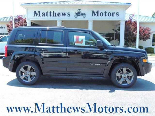 Jeep Patriot High Altitude Edition 4WD  w/ Sunroof 2015