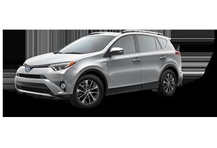 Toyota RAV4 XLE Hybrid AWD-i 2018