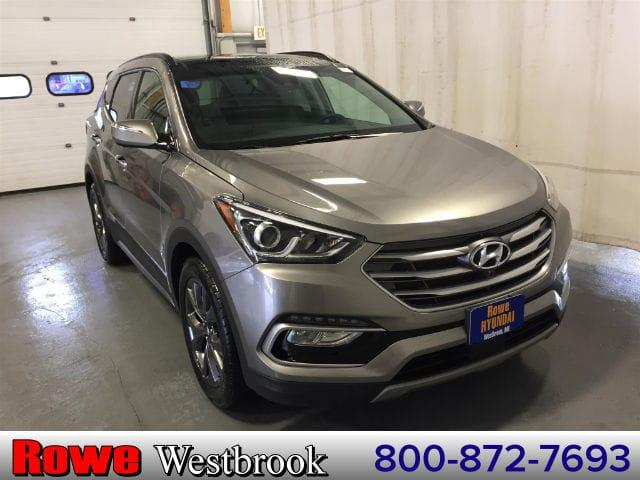 Hyundai Santa Fe Sport 2.0L Turbo Ultimate 2018
