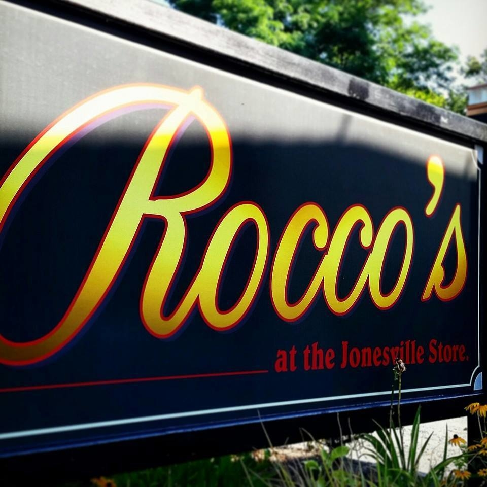 Rocco's at the Jonesville Store