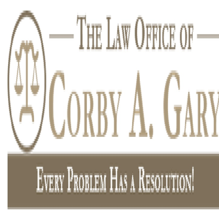 THE LAW OFFICE OF CORBY A. GARY
