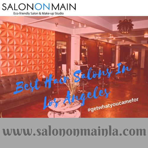 Salononmainla  Fantastic hair service in LA for men, woman| Facial  Treatment in  LA