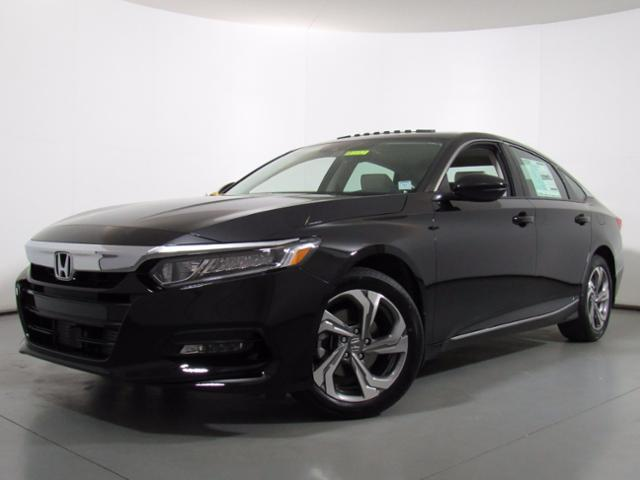 Honda Accord Sedan EX-L CVT 2018