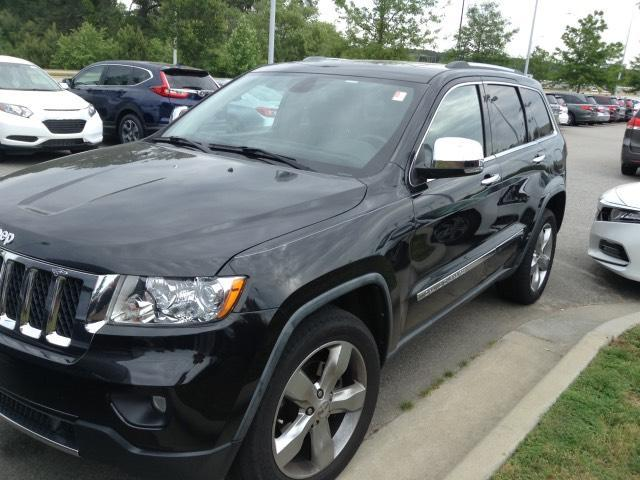 Jeep Grand Cherokee 4WD 4dr Overland 2011