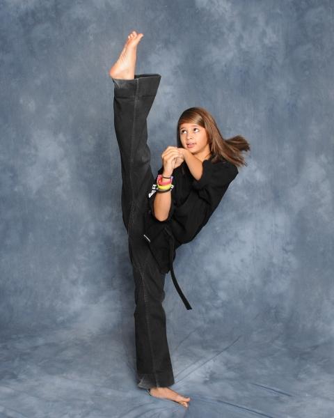AK Karate by Greg Cole