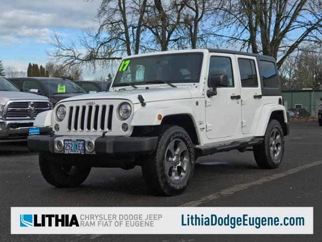 Jeep Wrangler Unlimited SAHARA 2017