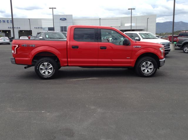 Ford F-150 4WD SuperCrew 145 XLT 2016