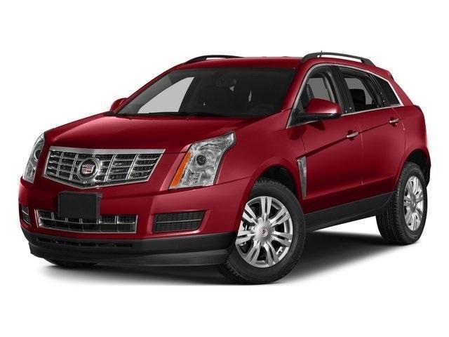 Cadillac SRX Luxury Collection 2015