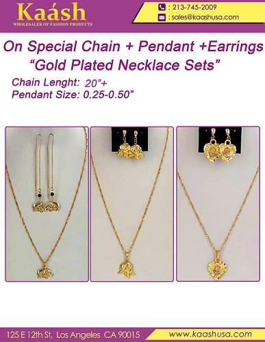 New Necklace  Sets On Special