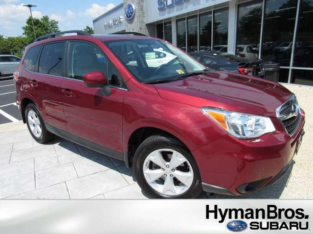 Subaru Forester Limited AWD + Leather + Navi 2014