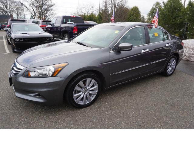 Honda Accord Sdn EX-L V6 2011