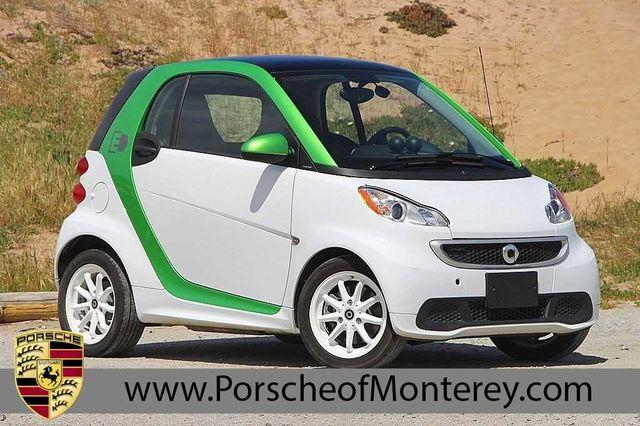 smart fortwo electric drive ED 2014