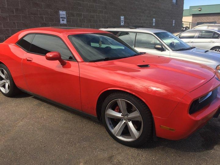 Dodge Challenger 2D Coupe SRT8 2009
