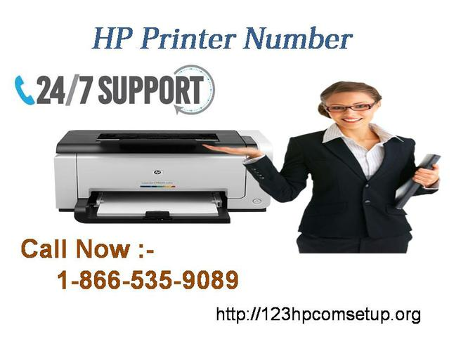 Reliable service for HP Printer Number 1-866-535-9089 USA