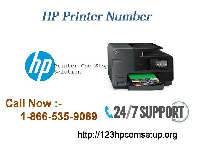 Call toll free (@ to get support ) HP Printer Number 1-866-535-9089