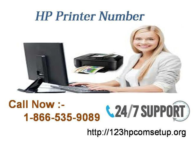 Quickly Solution For HP Printer Number 1-866-535-9089 Toll free