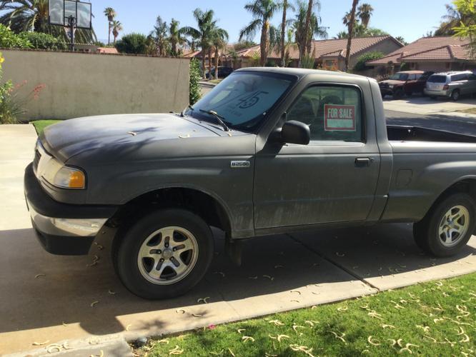 1999 Mazda truck