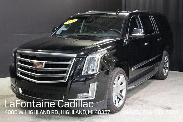 Cadillac Escalade ESV Luxury 2015