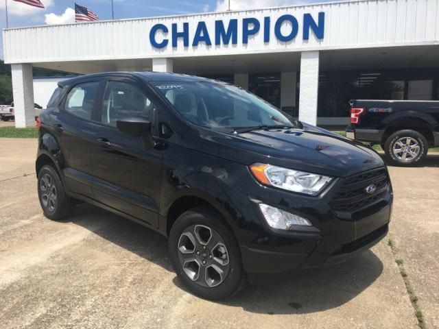 Ford EcoSport S 4WD 2018