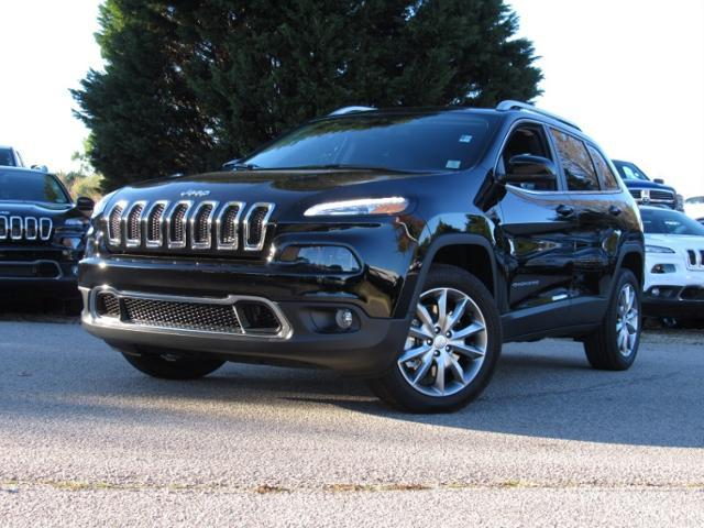Jeep Cherokee Limited FWD 2018