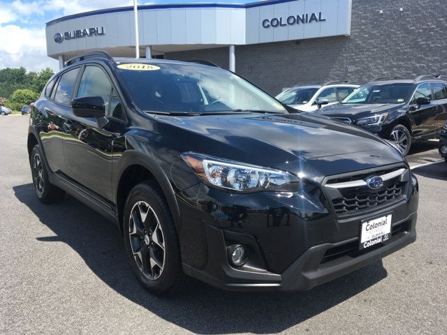 Subaru Crosstrek 2.0i Premium 2018