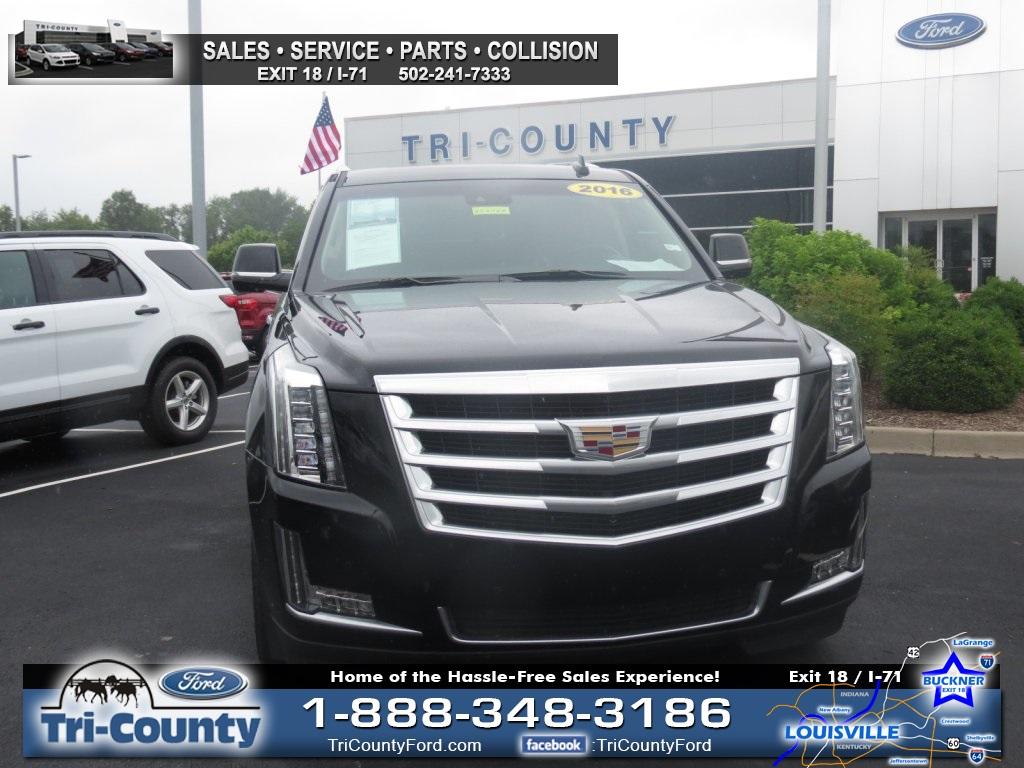 Cadillac Escalade Luxury 2016