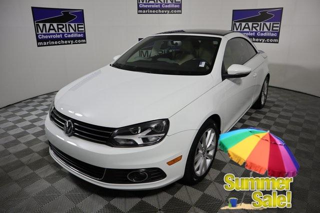 Volkswagen Eos Komfort Edition 2015