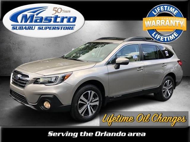 Subaru Outback 3.6R Limited with EyeSight, Navigation, High Beam 2018