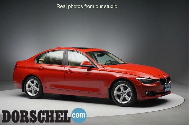 BMW 3 Series xDrive w/SULEV 2013