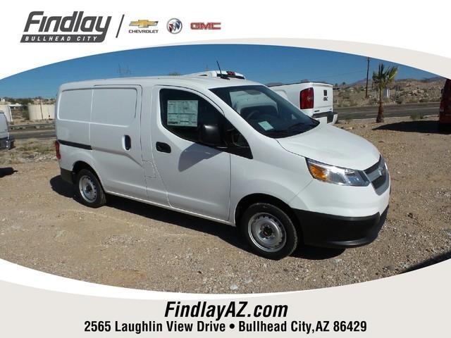 Chevrolet City Express Cargo Van LT 2017