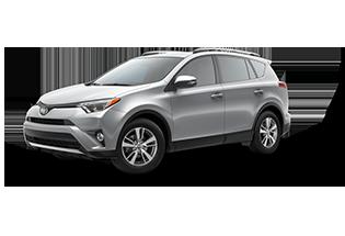 Toyota RAV4 LE Hybrid AWD-i 2018