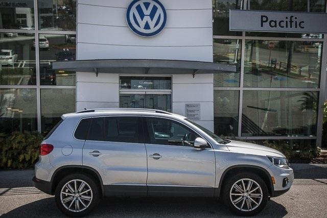 Volkswagen Tiguan SE 2014