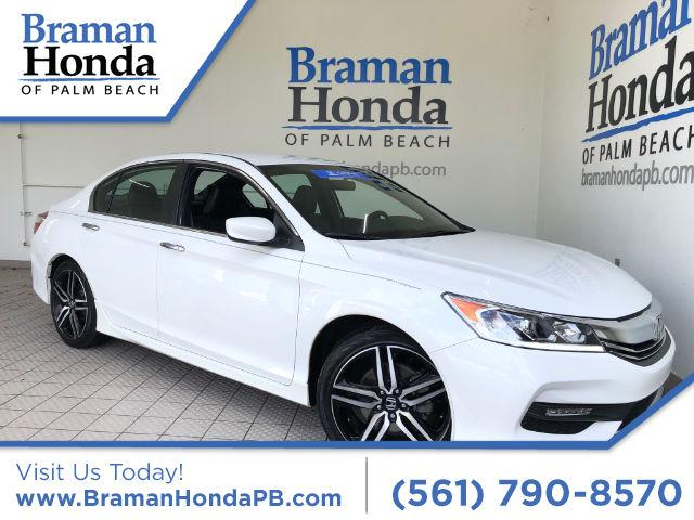 Honda Accord Sedan Sport 2016