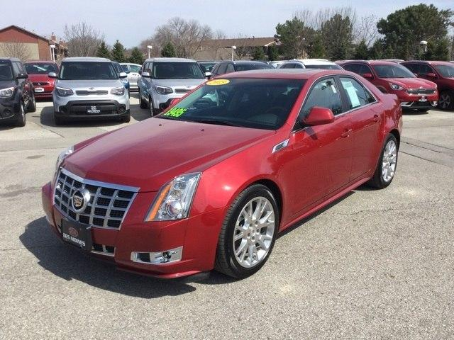 Cadillac CTS Sedan Performance 2013