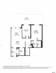 ID: (OTE) Large 1262 Sq Ft Two Bedroom Apartment For Sale
