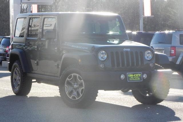 Jeep Wrangler Unlimited Rubicon 4X4 . Hard TOP  3.6 V6 /  Automatic 2015