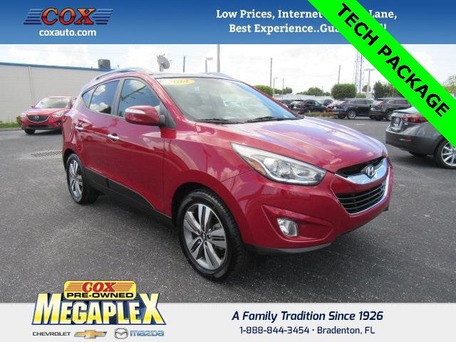 Hyundai Tucson Limited 2014