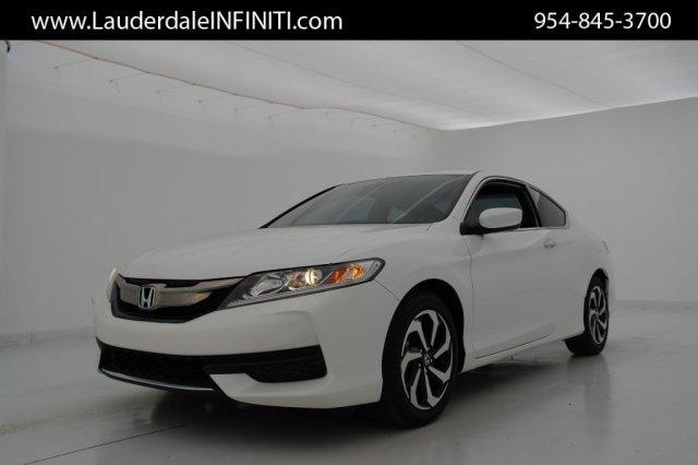Honda Accord Coupe LX-S 2016