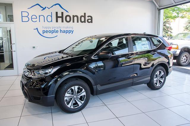 Honda CR-V 2.4L AWD LX 2018