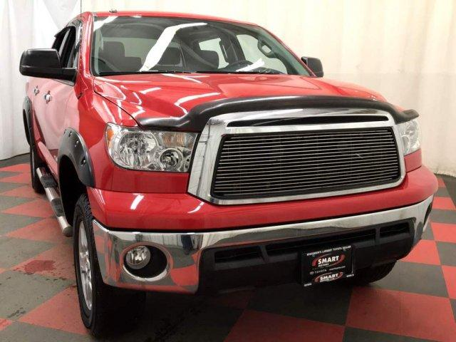 Toyota Tundra 4WD Truck CrewMax 4.6L Shortbed 2011