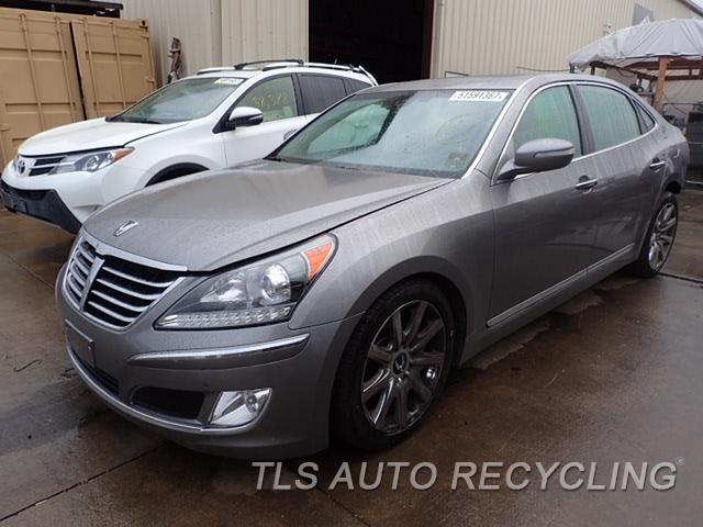 Used Parts for Hyundai EQUUS - 2011 - 901.HY1V11 - Stock# 8038RD