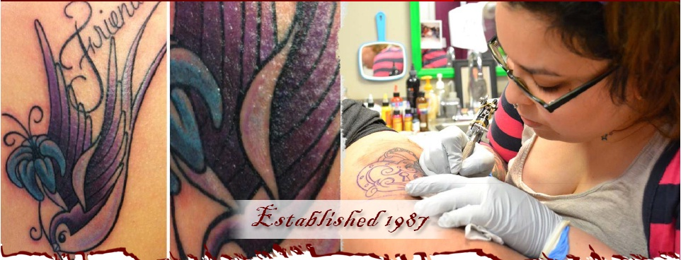 Tattooing By Mee