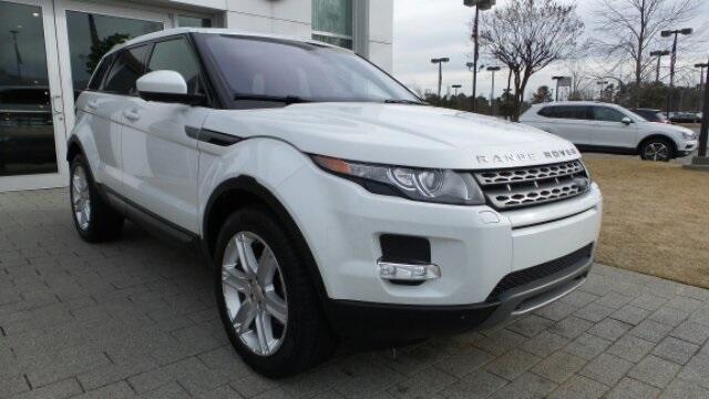 Land Rover Range Rover Evoque Pure 2014