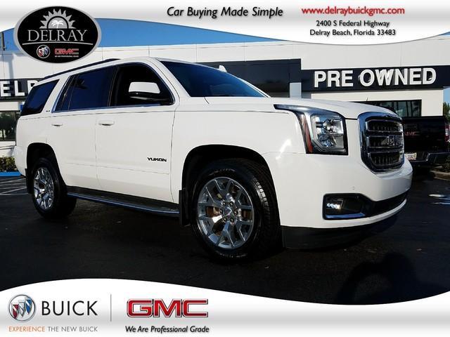 GMC Yukon SLE 2015