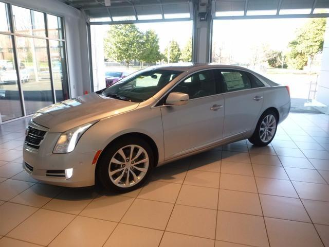 Cadillac XTS Luxury 2016