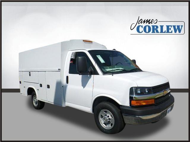 Chevrolet Express Commercial Cutaway Work Van 2016