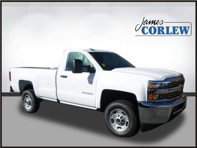 Chevrolet Silverado 2500HD Work Truck 2016